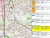 Ukázka knihy jízd, na mapě je zobrazen detail zvolené jízdy (jízda je zobrazena žlutě),  v knize jízd je vidět rozlišení privátní (lze samozřejmě zakázat její zobrazení) <br/> a služební jízdy, průměrná a maximální rychlost v každé jízdě,  doba jízdy, délka trasy, jméno řidiče a přestávky mezi jednotlivými jízdami.